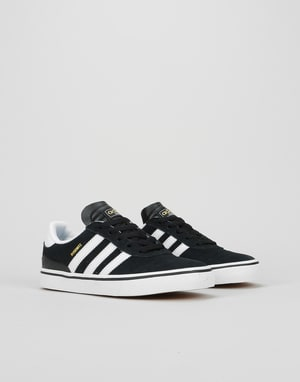Adidas Busenitz Vulc Womens Trainers - Black/Running White/Black