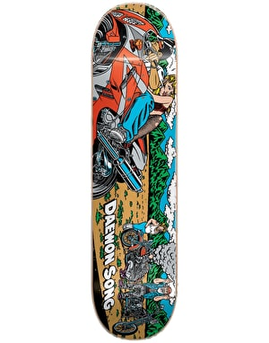 Almost Daewon Rice Burner Skateboard Deck - 8.375