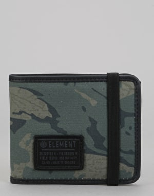 Element Endure Wallet - Map Camo