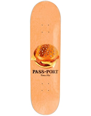 Pass Port Paul Mother of Pearls Series Skateboard Deck - 8.38