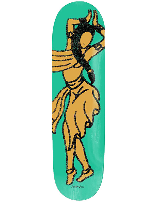 Pass Port International Ladies Skateboard Deck - 8""