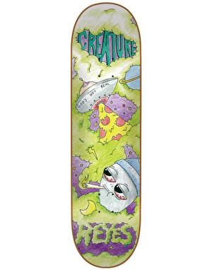 Creature Reyes Not Real Pro Deck - 8.25