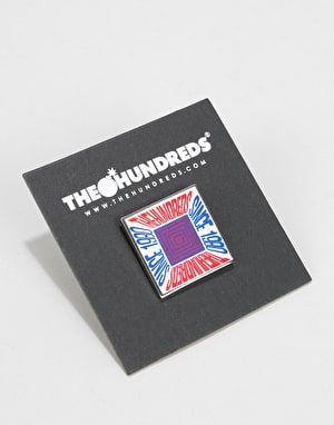 The Hundreds Stamp Pin - Multi