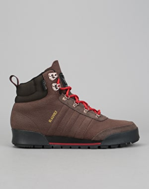 Adidas Jake 2.0 Boots - Brown/Light Scarlet/Black