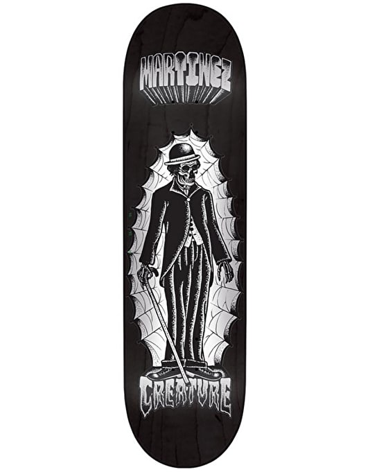 Creature Martinez The Immigrant II Pro Deck - 8.6""