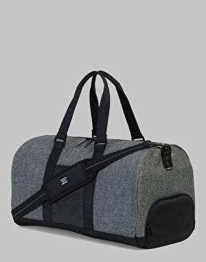 Herschel Supply Co. Novel Duffel Bag - Raven Crosshatch/Black