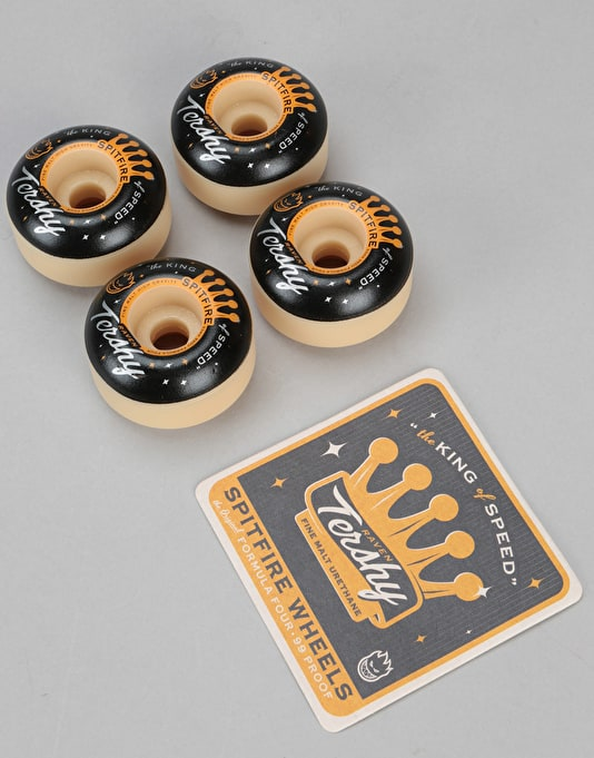 Spitfire Tershy King of Speed Formula Four 99d Pro Wheel - 53mm