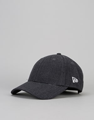New Era 9Forty Original Heather Cap - Grey Heather
