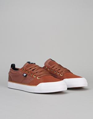 DC Evan Smith S Skate Shoes - Tobacco