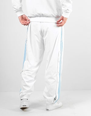 Adidas x Krooked Pants - White/Clear Blue