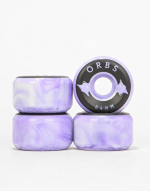 Orbs Specters Swirls Conical 99a Skateboard Wheel - 54mm