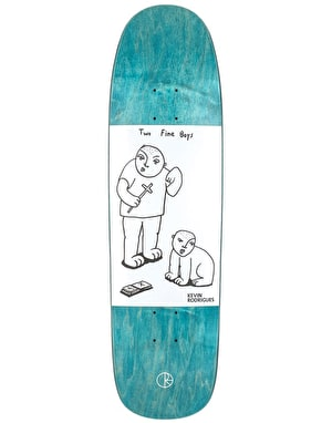Polar Rodrigues Two Fine Boys Pro Deck - 8.625