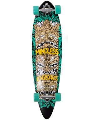 Mindless Tribal Rogue IV Longboard - 38