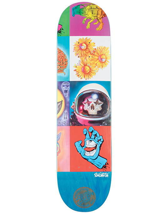 Santa Cruz x Ron English POPaganda Skateboard Deck - 8.25""