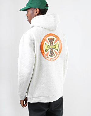 Independent Suspension Sketch Pullover Hoodie - Athletic Heather