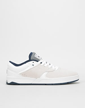 DC Thiago S Skate Shoes - White/Navy