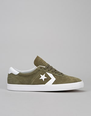 Converse Breakpoint Pro Skate Shoes - Medium Olive