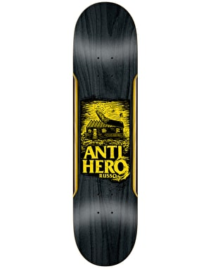 Anti Hero Russo Hurricane Pro Deck - 8.25