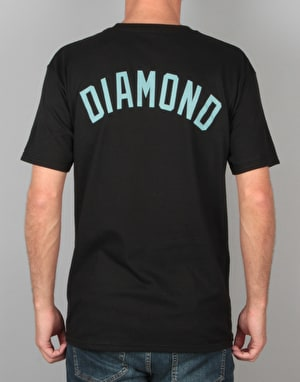 Diamond Supply Co. Un Polo T-Shirt - Black