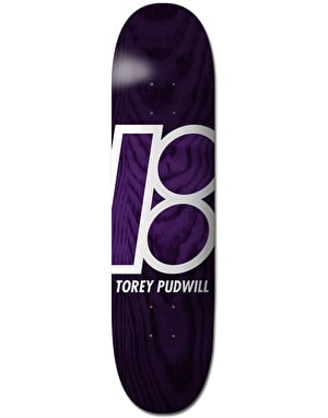 Plan B Pudwill Stained Pro Deck - 8.25