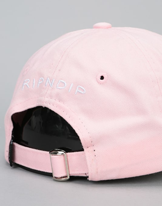 RIPNDIP I Knead You Dad Cap - Pink