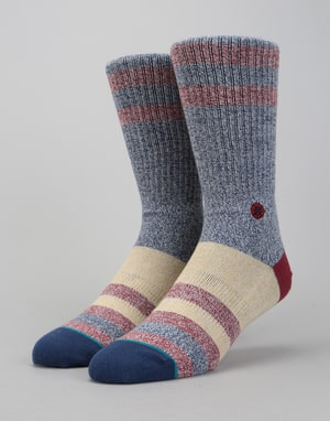 Stance Stacy Classic Light Socks - Blue