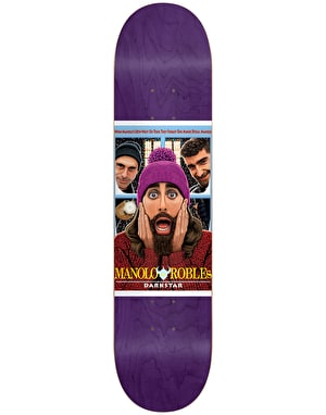 Darkstar x Marc McKee Robles Home Alone Impact Light Pro Deck - 8.125