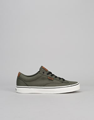 Vans Dawson Boys Skate Shoes - Herringbone
