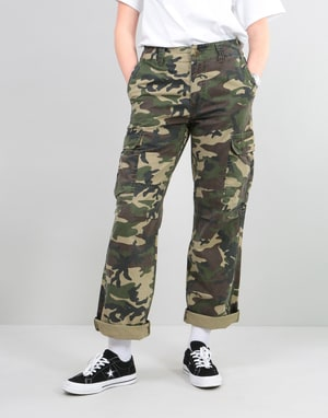 Dickies Womens New York Pants - Camo