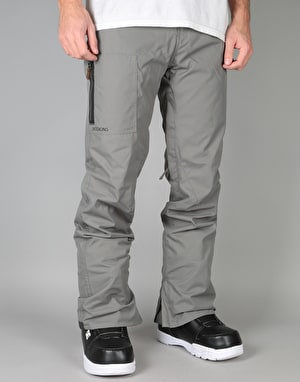 Sessions Agent 2018 Snowboard Pants - Charcoal