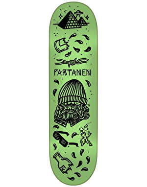 Creature Partanen Tanked Pro Deck - 8.3