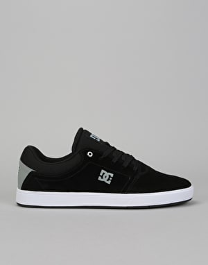 DC Crisis Skate Shoes - Black/Armor