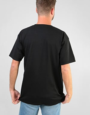 éS x Grizzly Deuce T-Shirt - Black