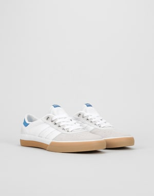 Adidas Lucas Premiere Womens Trainers - White/Trace Royal/Gum