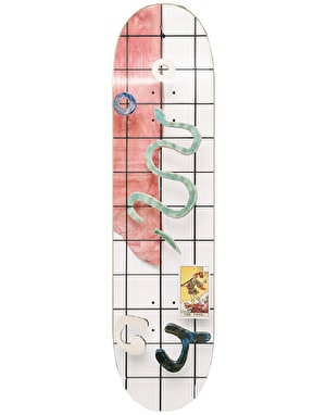 Isle Jones Grid Series Pro Deck - 8.125