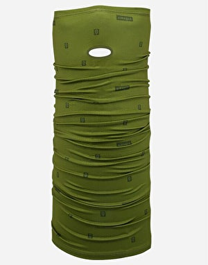 Airhole Airtube Drylite Facemask - Olive
