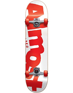 Almost Side Pipe Complete Skateboard - 7.625