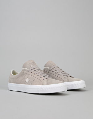 Converse One Star Pro Ox Skate Shoes - Malted