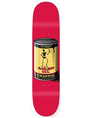Traffic Adler Oil Skateboard Deck - 8.4