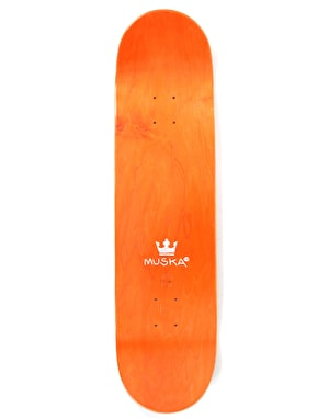 Prime Heritage Muska Boombox Special Edition Pro Deck - 8.38