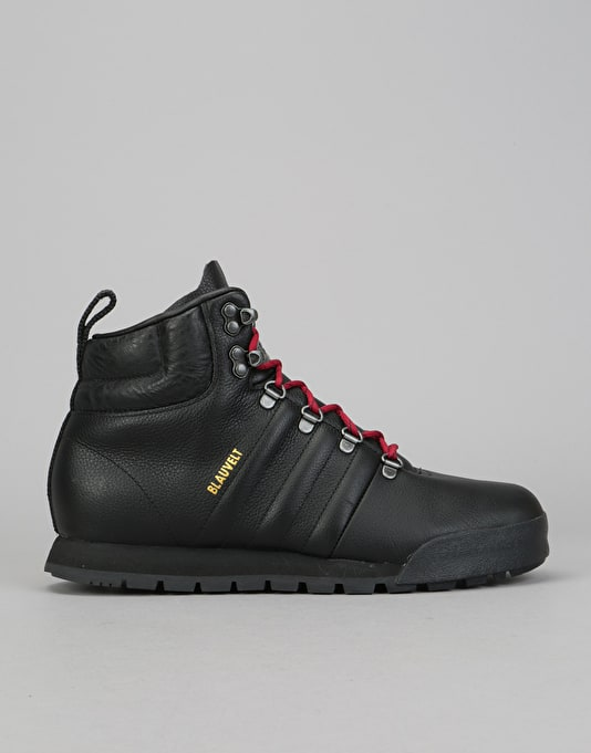 Adidas Jake Blauvelt Boots - Core Black/Black/University Red