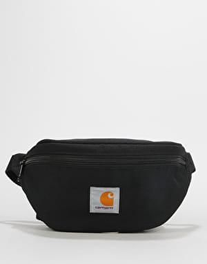 Carhartt Watch Cross Body Bag - Black/Black