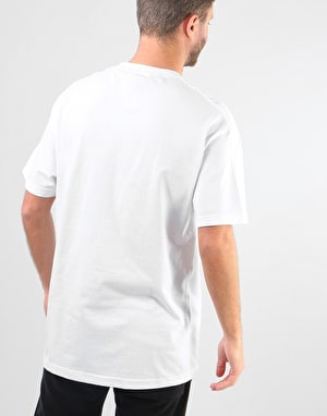 Pass Port If You Only Knew T-Shirt - White