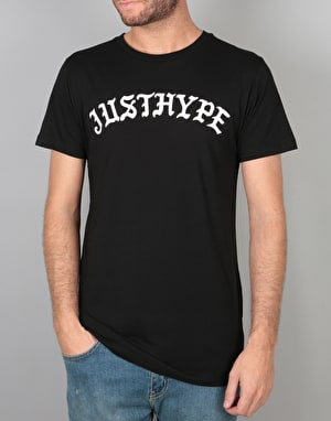 Hype Bouquet T-Shirt - Black