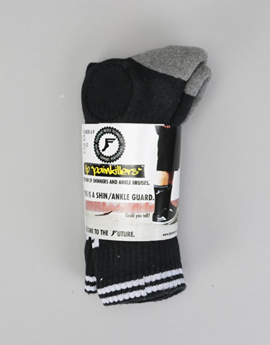 Footprint Painkiller Crew Socks