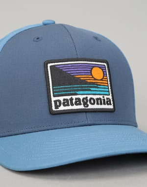 Patagonia Up & Out Roger That Cap - Dolomite Blue