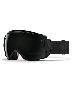 Smith I/O 7 2018 Snowboard Goggles - Blackout/Sun Black