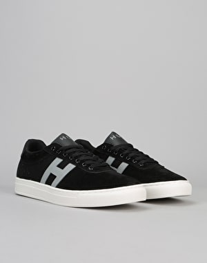 HUF Soto Skate Shoes - Black/Grey