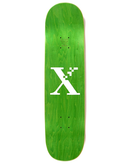 "Quasi ""X"" Two Team Deck - 8.25"""