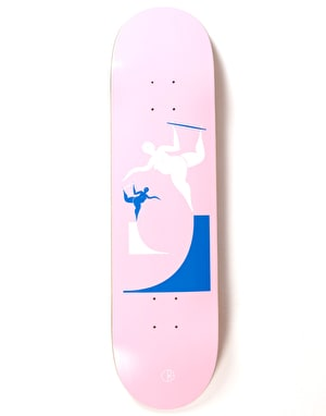 Polar Backside Boneless Team Deck - 8.125